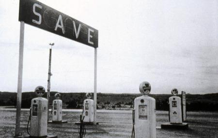 Robert Frank, Santa Fe, Nex Mexico, 1955.