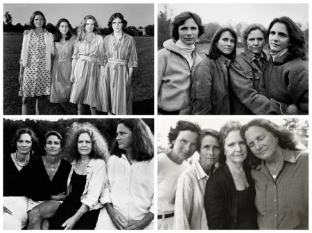 Nicholas Nixon, The brown sister