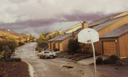 Joel Sternfeld, Lake Oswega, Oregon, 1979