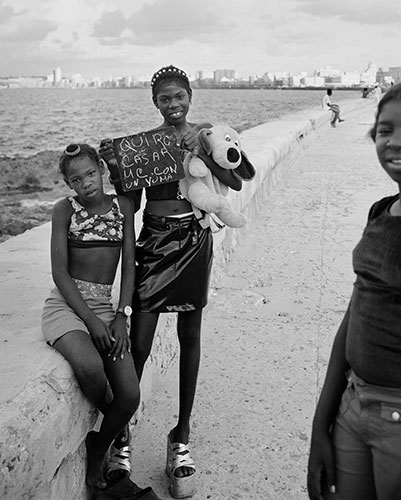 Martin Weber, I want to marry an American, La Habana, Cuba.
