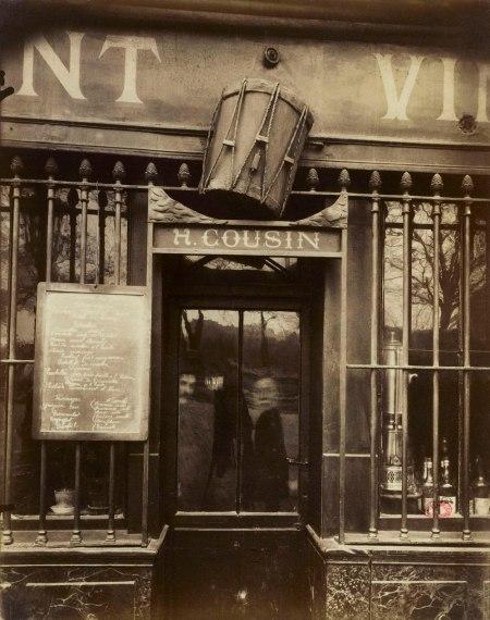 Eugène Atge, Au Tambour, 1908