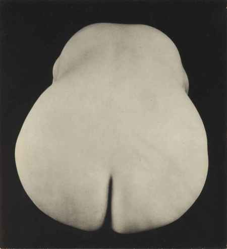 Edward Weston, Nude, 1926