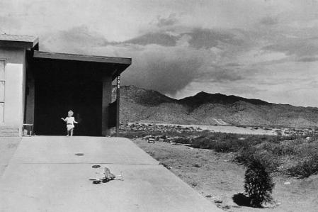 G. Winogrand, New Mexico, 1957