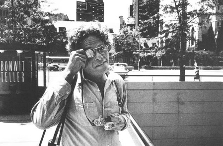 Portrait of Garry Winogrand