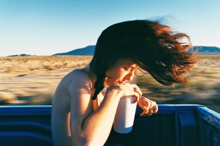 ©Ryan McGinley, Dakota Hair, 2004