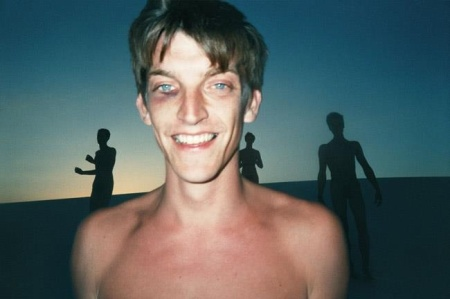 ©Ryan McGinley, Tim (Black Eye), 2005