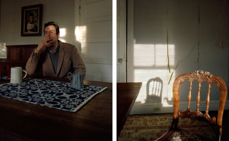 ©David Hilliard, Smoke, 2012.