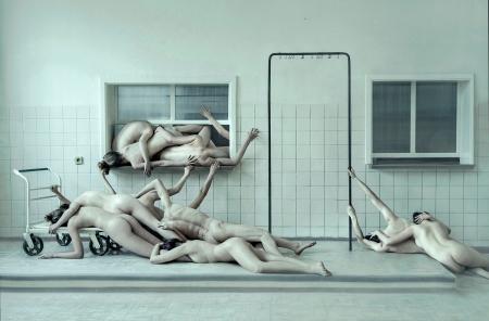 ©Evelyn Bencicova dalla serie Ecce Homo