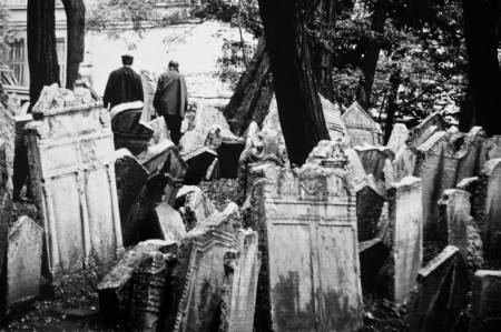 Stefano Pacini, Cimitero ebraico, Praga, 1990