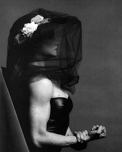 ©Robert Mapplethorpe, Lady Lisa Lyon, 1982