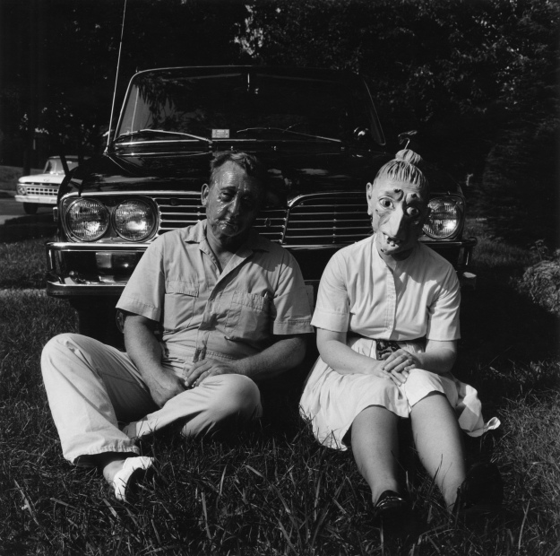 Ralph Eugene Meatyard, The Family Album of Lucybelle Crater, 1974