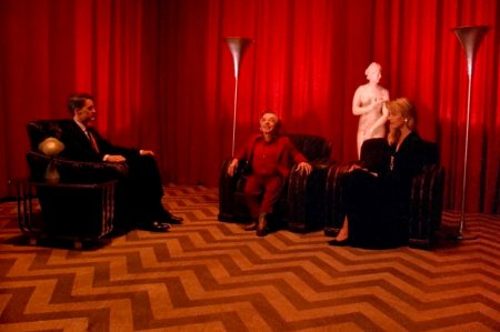 Still da I segreti di Twin Peaks di David Lynch, 1990-1991